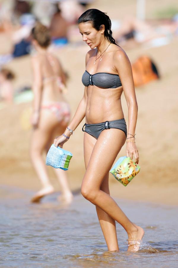 Mamen Sanz - Famosas en bikini - Famosas en Bikini 2013 - Imágenes ...