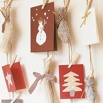 tarjetas y de navidad