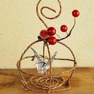 Adornos para Navidad. Manualidades navideñas para decorar el árbol.