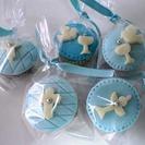 Tartas, Magdalenas y Galletas Personalizadas para Baby Shower y Recuerdos de Nacimiento (Barcelona)