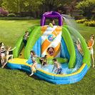 Alquiler de castillos hinchables para cumpleaños infantiles