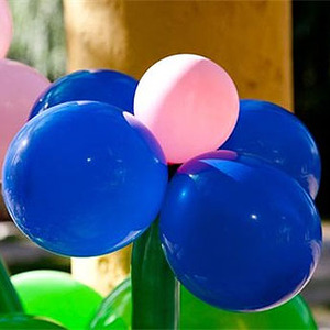 Decoracion con globos para Fiestas Infantiles, Bautizos y Comuniones