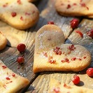Recetas San Valentín:  Galletas o Masa de Pasta Brisa
