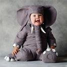 Disfraces para bebés originales de Tom Arma. Los más pequeños también disfrutan del Carnaval