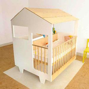 Cunas originales para bebés. Nina´s House.