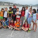 Campamento para niños en la Semana Blanca. Málaga