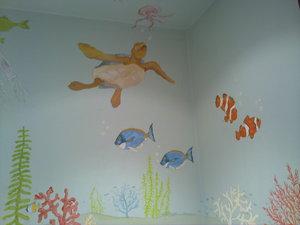 Pintura decorativa y decoracion infantil
