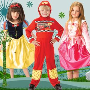 Disfraces para Carnaval. Disfraces Disney