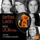 Ahorra en tu factura con la Tarifa León 30 de Orange