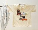 Monikako arte textil. Camisetas para niños