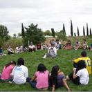 Talleres infantiles y familiares en el Parque Juan Carlos I