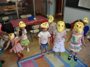 Talleres en Inglés para niños de 1 a 12 años