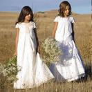 TERESA PALAZUELO. Vestidos de Primera Comunión