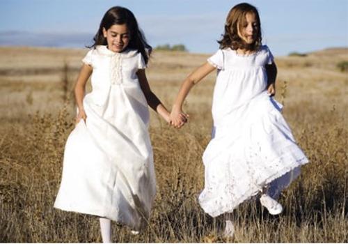 Vestido de primera comunin de jorge vzquez car interior - Marcador de ropa mine el corte ingles ...