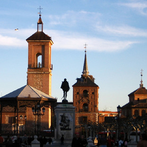Planes en Familia: Turismo en Alcalá de Henares