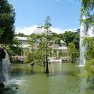 Paseo con niños. Jardines del Retiro en Madrid.