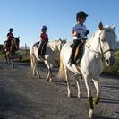 Campamentos de equitación verano 2011 HIPICA AGURAIN