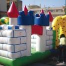 Hinchables y animación cumpleaños en Valencia Esportactiu