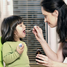 Jarabes naturales para niños
