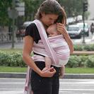 Kikuyu: la mejor forma de llevar a tu bebé contigo