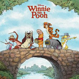 Winnie de Pooh y sus amigos reparten abrazos en Facebook. No te pierdas su nueva aventura el 20 de abril en cines.