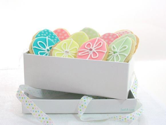 Galletas Caseras para la Pascua. Fuente:  www.foodandcook.net