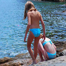 Bañadores para niños de Mariona Barnills