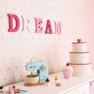 Papeles pintados para dormitorios infantiles. Harlequín