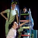 Teatro infantil en Barcelona: 'La llegenda de Sant Jordi'