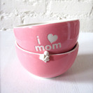 Bowl de desayuno para felicitar el Día de la Madre
