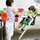 Silla-Trona evolutiva Sweet Kit de BabyHome