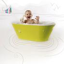 Bañera para bebés de Hoppop