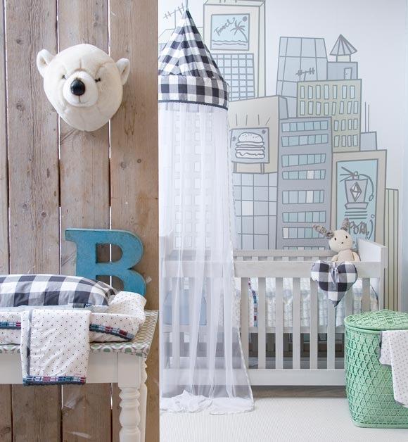 Ideas para dormitorios de chico