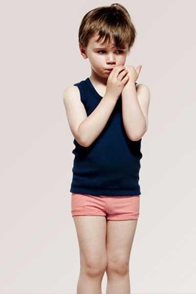 Baño En Ninos Con Fiebre:Petit Bateau Trajes de Baño Infantiles con aire afrancesado