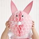 Cómo hacer divertidos conejos de pascua con niños