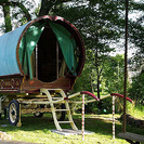 Campings con originales caravanas para el verano