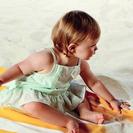 Baby Dior: ropita de bebé con estilo