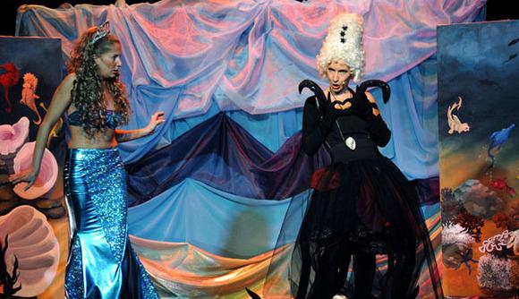 Obra de teatro infantil 'La Sirenita'