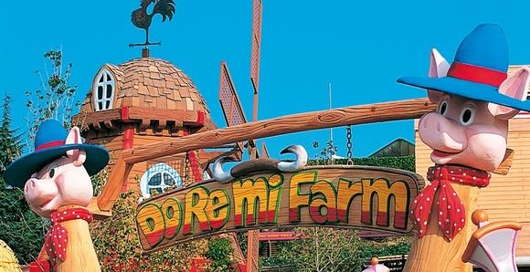 Parque temático para niños en Italia