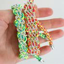 Cómo hacer pulseras originales y coloridas para el verano