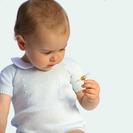 Ropita artesanal para bebé de Alma Llenas