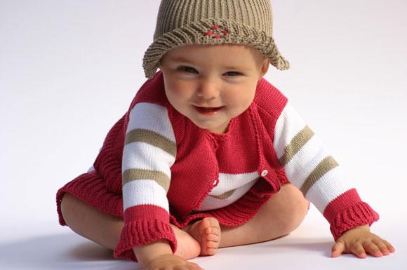 Como coser el vestido de bebé , y modelos sencillos y