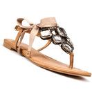 Zara. Sandalias baratas y muy chic.
