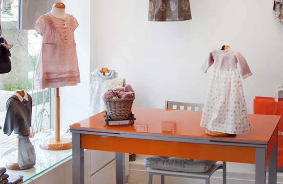 Maliska, tienda de ropa para niños muy chic