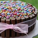 Tarta de cumpleaños para niños