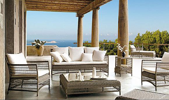 Decoracion mueble sofa ikea mueble exterior for Muebles para terraza y jardin