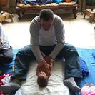 Taller de Masaje Infantil para madres/padres y bebés en Galicia