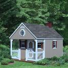 Kasitas nos trae las casitas de jardín americanas para soñar