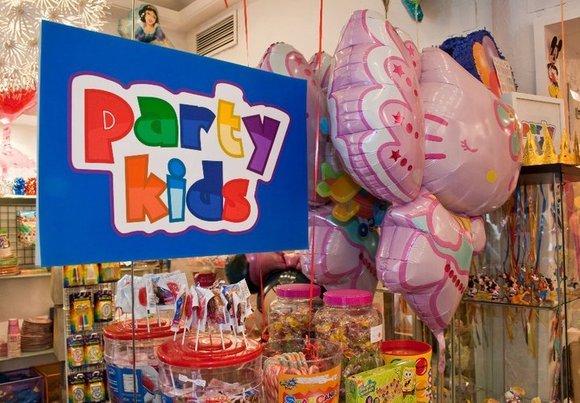 Tienda en madrid de artículos de fiesta y cumpleaños