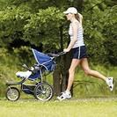Stroller Fitnes. Deporte para mamás y bebés